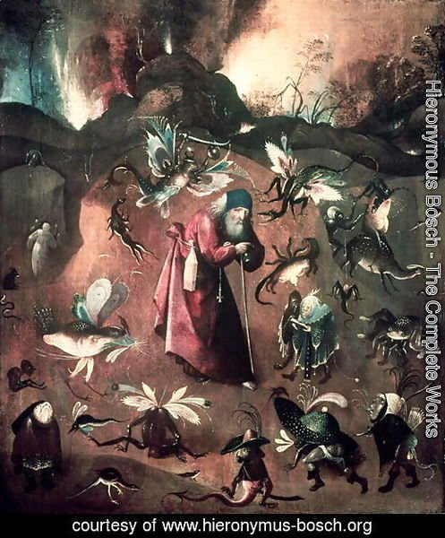 Temptation of St. Anthony (4)
