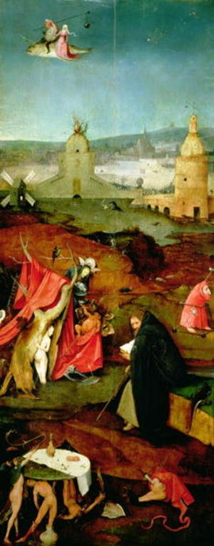 Temptation of St. Anthony (3)