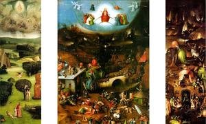Hieronymous Bosch - The Last Judgement (1)