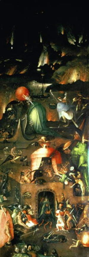 Hieronymous Bosch - The Last Judgement (4)