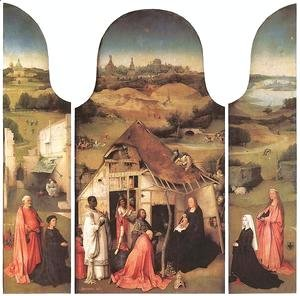 Hieronymous Bosch - Adoration of the Magi