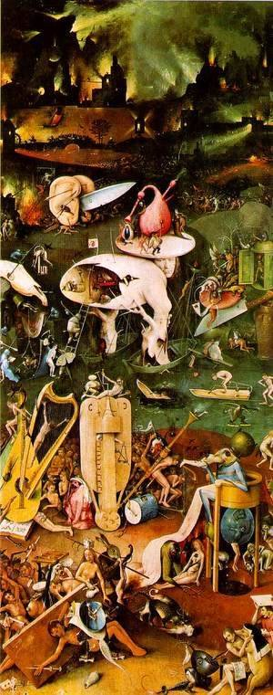 Hieronymous Bosch - Hell 4