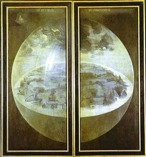 Hieronymous Bosch - Creation of the World