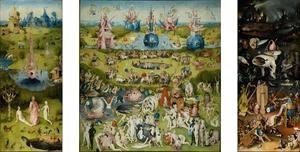 Hieronymous Bosch - Triptych of Garden of Earthly Delights 2