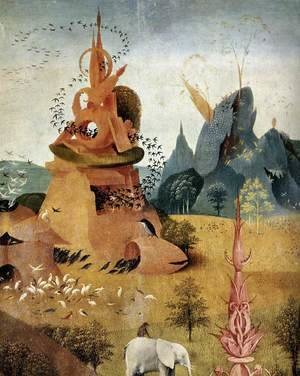 Triptych of Garden of Earthly Delights (detail) 2