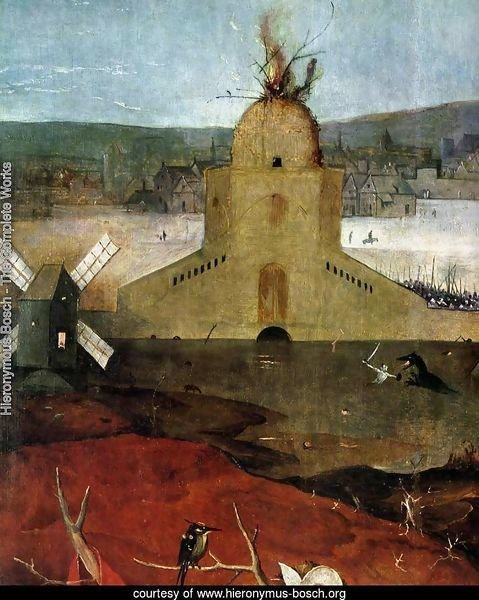 a biography and works of hieronymous bosch a flemish painter Biography of bosch, hieronymus in these early paintings bosch had begun to depict although his father was a painter, the origins of bosch's style and.