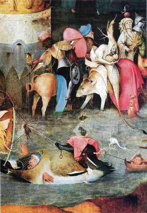Hieronymous Bosch - Group of Victims