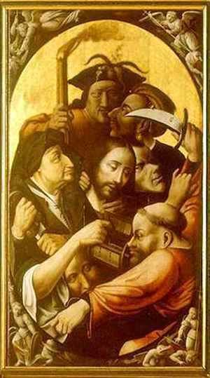 Hieronymous Bosch - Passion of the Christ 2