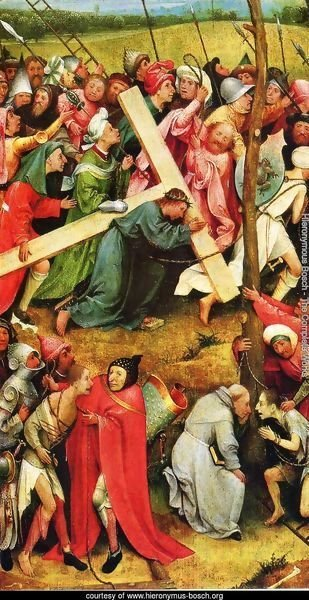 Christ Carrying the Cross 1480s