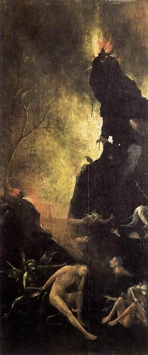 Hieronymous Bosch - Hell