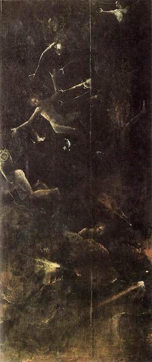 Hieronymous Bosch - Hell- Fall of the Damned