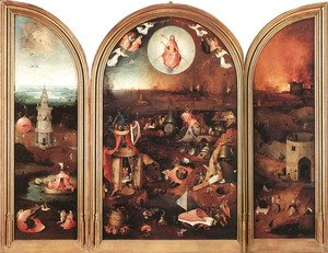 Hieronymous Bosch - Last Judgement