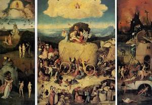 Triptych of Haywain (1) 1500-02