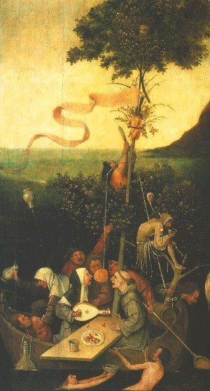 Hieronymous Bosch - Ship of Fools